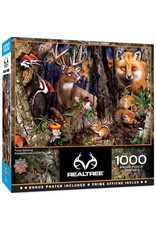 Masterpieces BF72033 1000pc puzzle Forest Gather