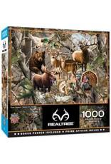 Masterpieces BF72081 1000pc puzzle Open Season