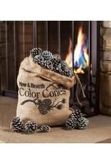 EE2857 1LB Basket of Fire Color Cones