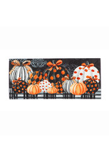 Sassafras EE1572 Sassafras Switch Mat Elegant Pattern Pumpkins (no tray)