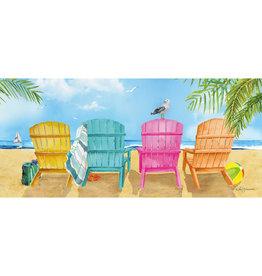 Sassafras EE1661 Sassafras Switch Mat Beach Chairs(no tray)