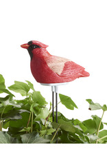 GiftCraft GC713797C Plant Water Monitor-Cardinal
