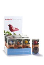 GiftCraft GC713797GF  Plant Water Monitor-Goldfinch