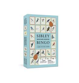 Sibley SBBBG Sibley Backyard Birding Bingo Game