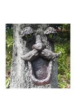 CJ MARKETING CJMPHOM Tree Face Birdfeeder