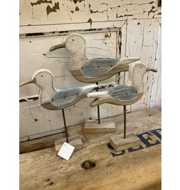 Forpost Trade FT216 Wooded Seagulls-  Set of three
