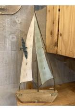 Forpost Trade FT213 Metal Sailboat - small