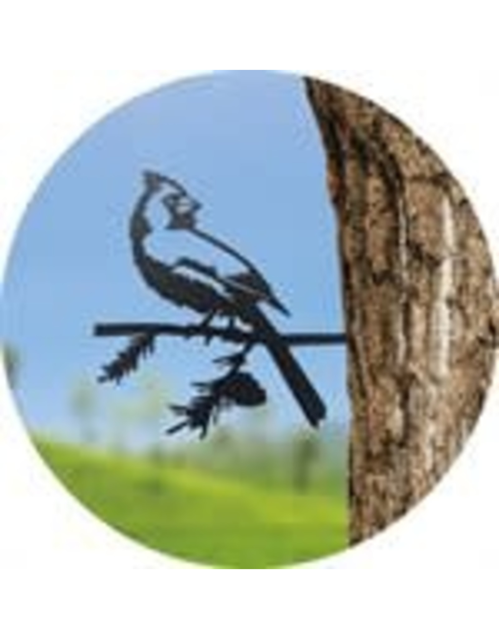 PANAM PUI018 Cardinal Tree Stake