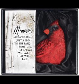 Edenborough EL897 Gift Boxed Cardinal - Memories