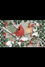 Carson EL42149 - Mat -Cardinals in Holly