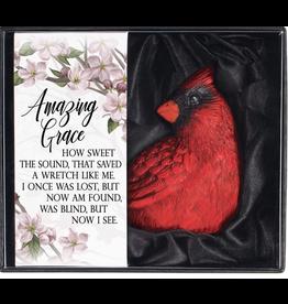 Edenborough EL893 Gift Boxed Cardinal - Amazing Grace