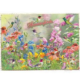 Cobble Hill Puzzles OM80270 Hummingbirds 1000pc Cobble Hill Puzzle