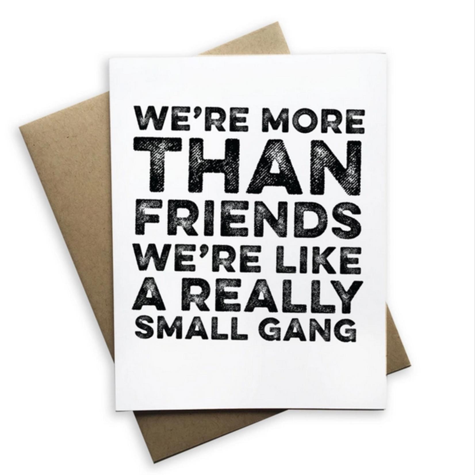 Tiramisu Paperie Friendship Card