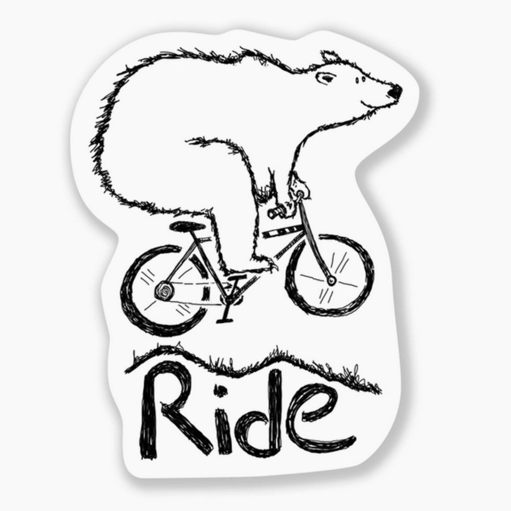 Indigo Faire Ride Bear