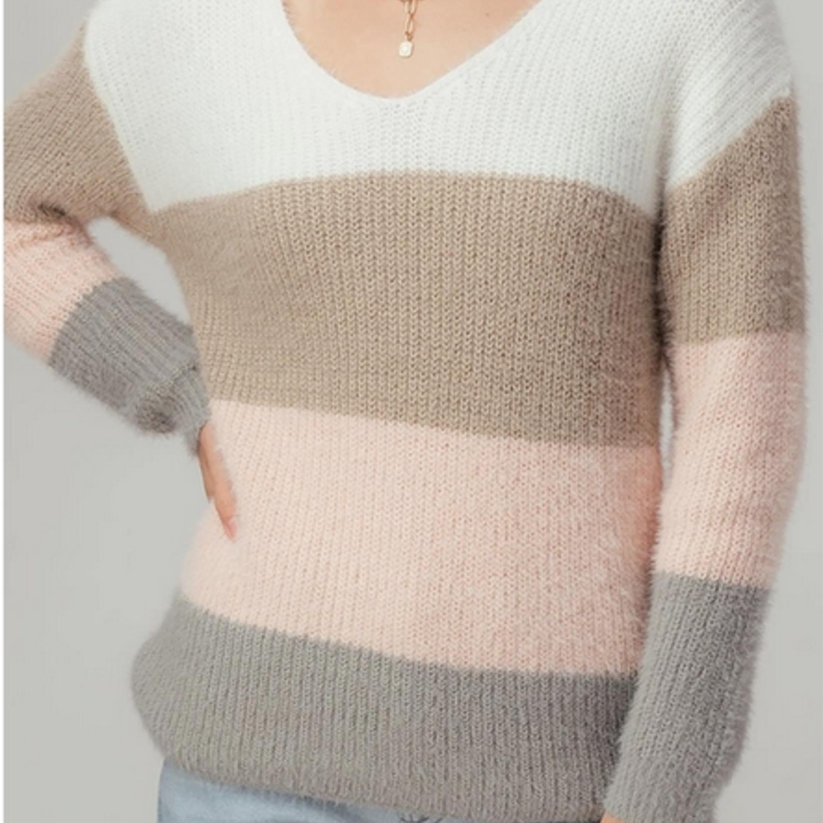 Indigo Faire Neapolitan Sweater
