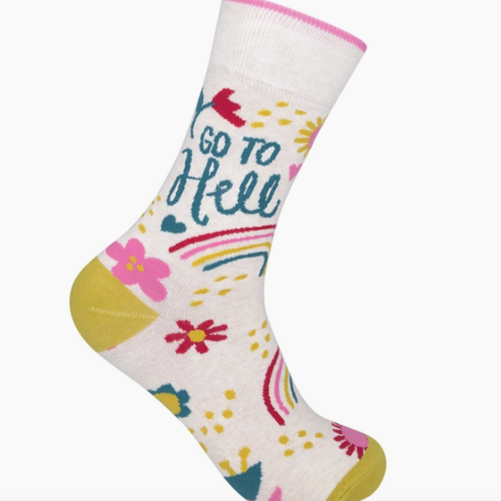Funatic Socks Go To Hell