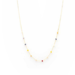 Joia Dainty Color Necklace