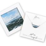 Foterra Donner Lake  Snow Necklace