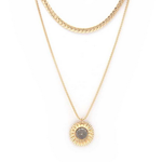 Joia Sunflower Necklace