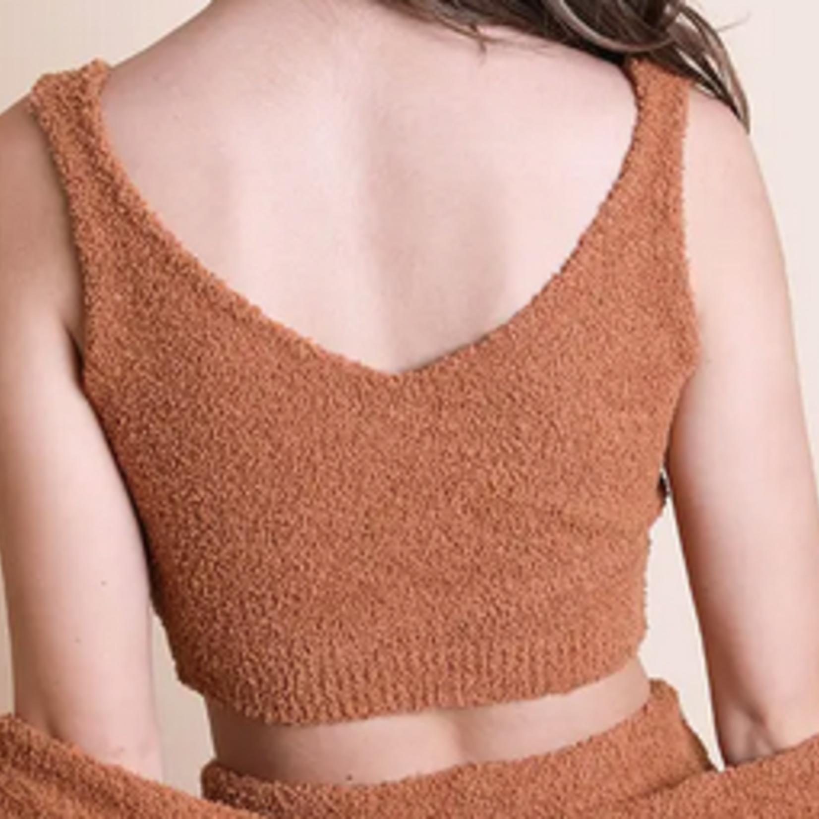 Leto Accessories Boucle Cozy Soft Brami