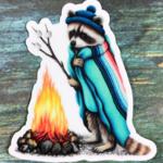 Indigo Faire Smore Raccoon