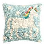 Indigo Faire Unicorn Magic Pillow