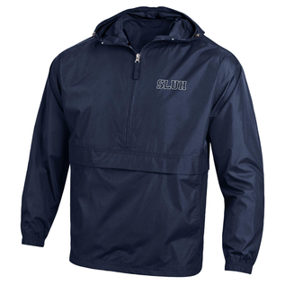 Gear Quarter Zip Pack N Go Jacket