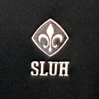 Champion Youth SLUH Logo Hooded Sweatshirt