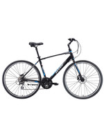 SEVEN PEAKS Vélo Freelance - Noir/Bleu
