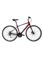 SEVEN PEAKS Vélo Frontier - Anthracite/Rouge