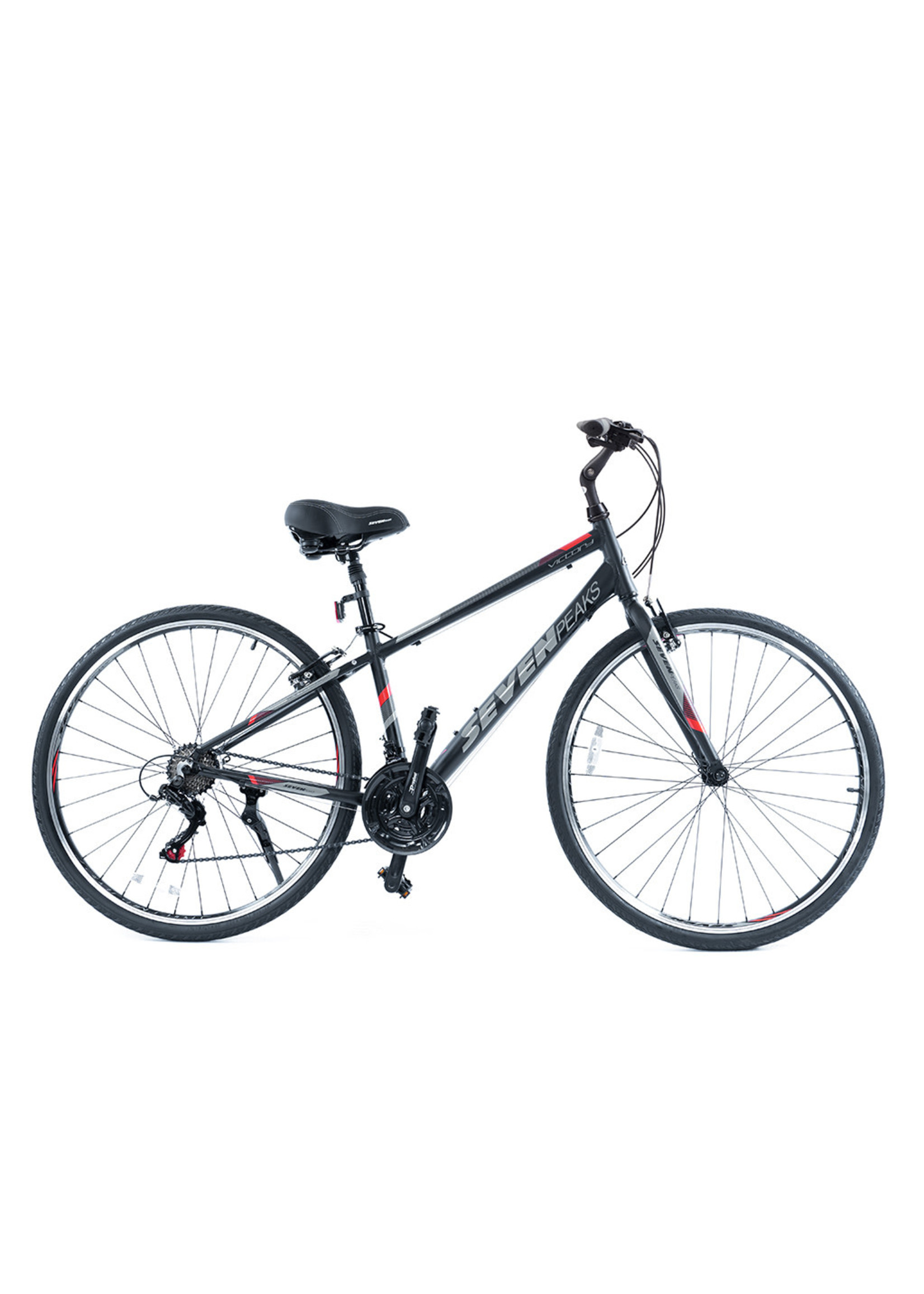 SEVEN PEAKS Vélo Victory - Anthracite/Gris