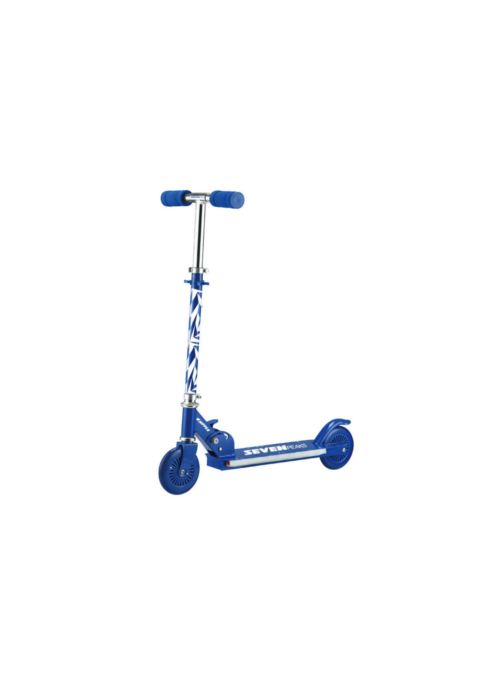 SEVEN PEAKS Trottinette Whiper Blue