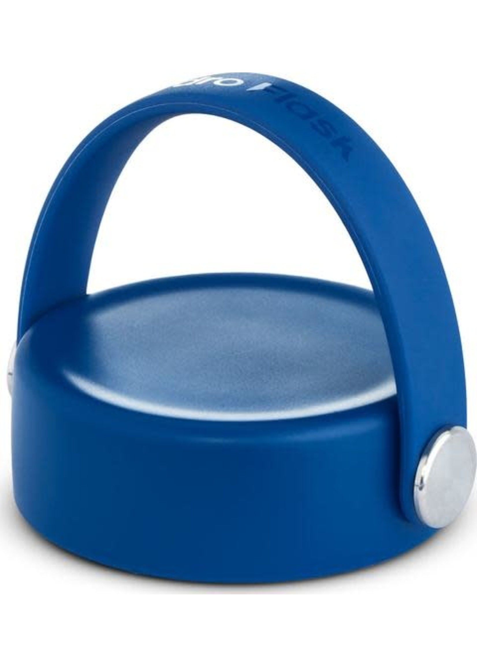 HYDRO FLASK Couvercle Flex pour grand goulot - Bleu