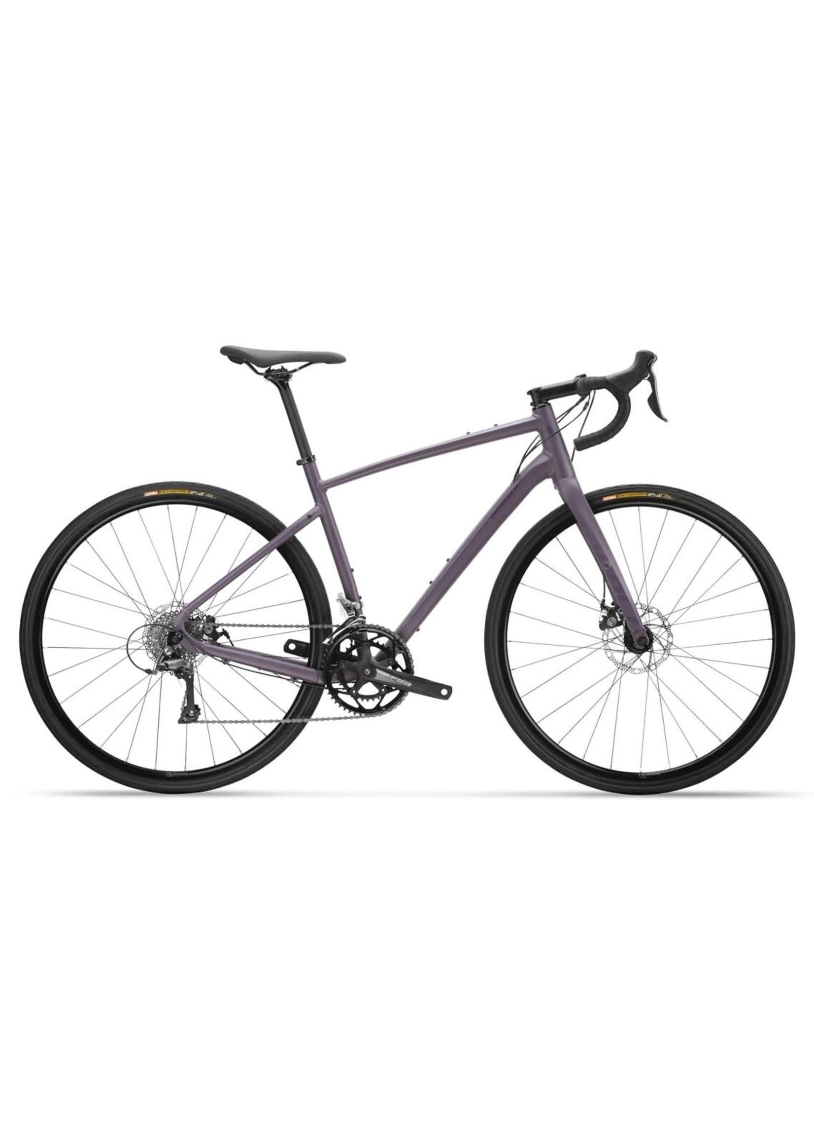 DEVINCI Vélo Hatchet Claris / 16 vitesses / Mauve