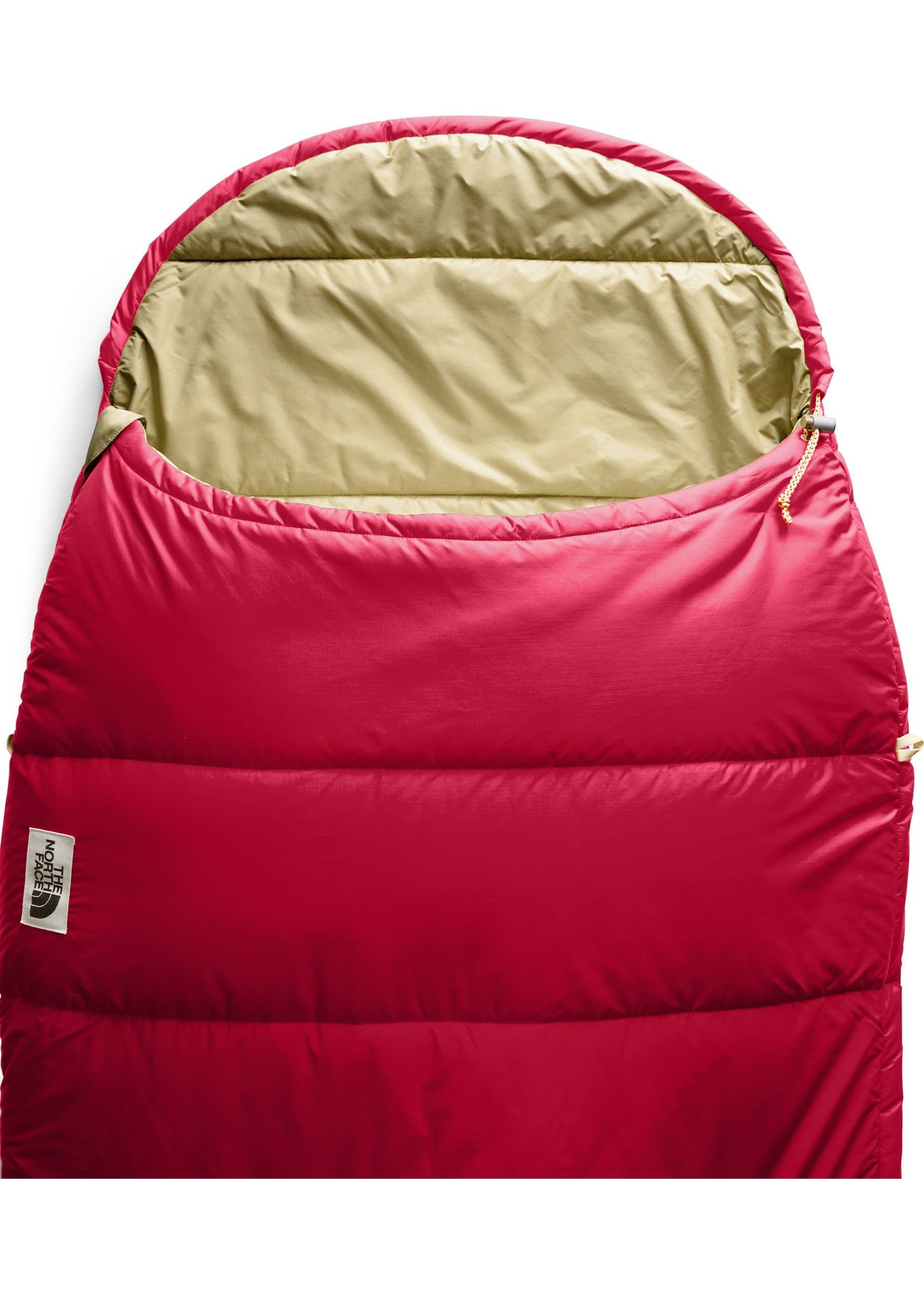 THE NORTH FACE Sac de couchage Eco Trail Synthetic 55 / Long / Rouge
