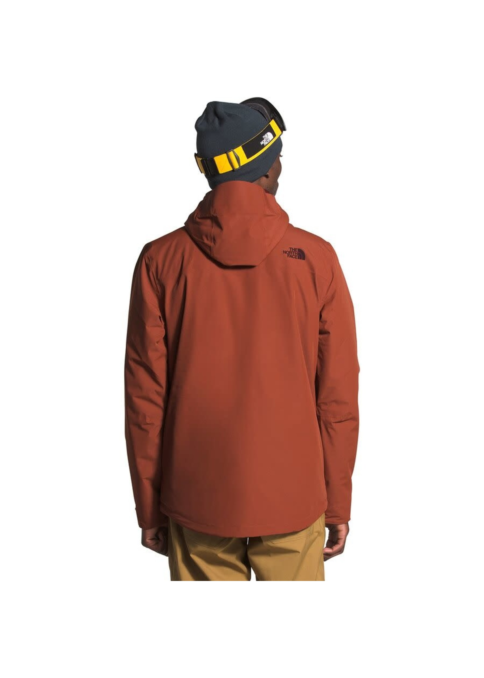 THE NORTH FACE Manteau Inlux / XLarge / Brandy Brown