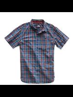 THE NORTH FACE Chemise à manches courtes Buttonwood / Medium / Bleu & rouge