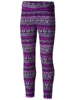 COLUMBIA Legging Glacial / Large / Violet
