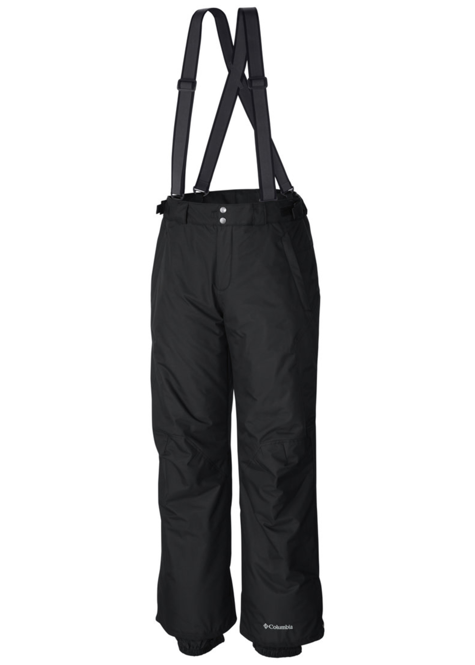 COLUMBIA Pantalon à bretelles Bugaboo / Large / Noir