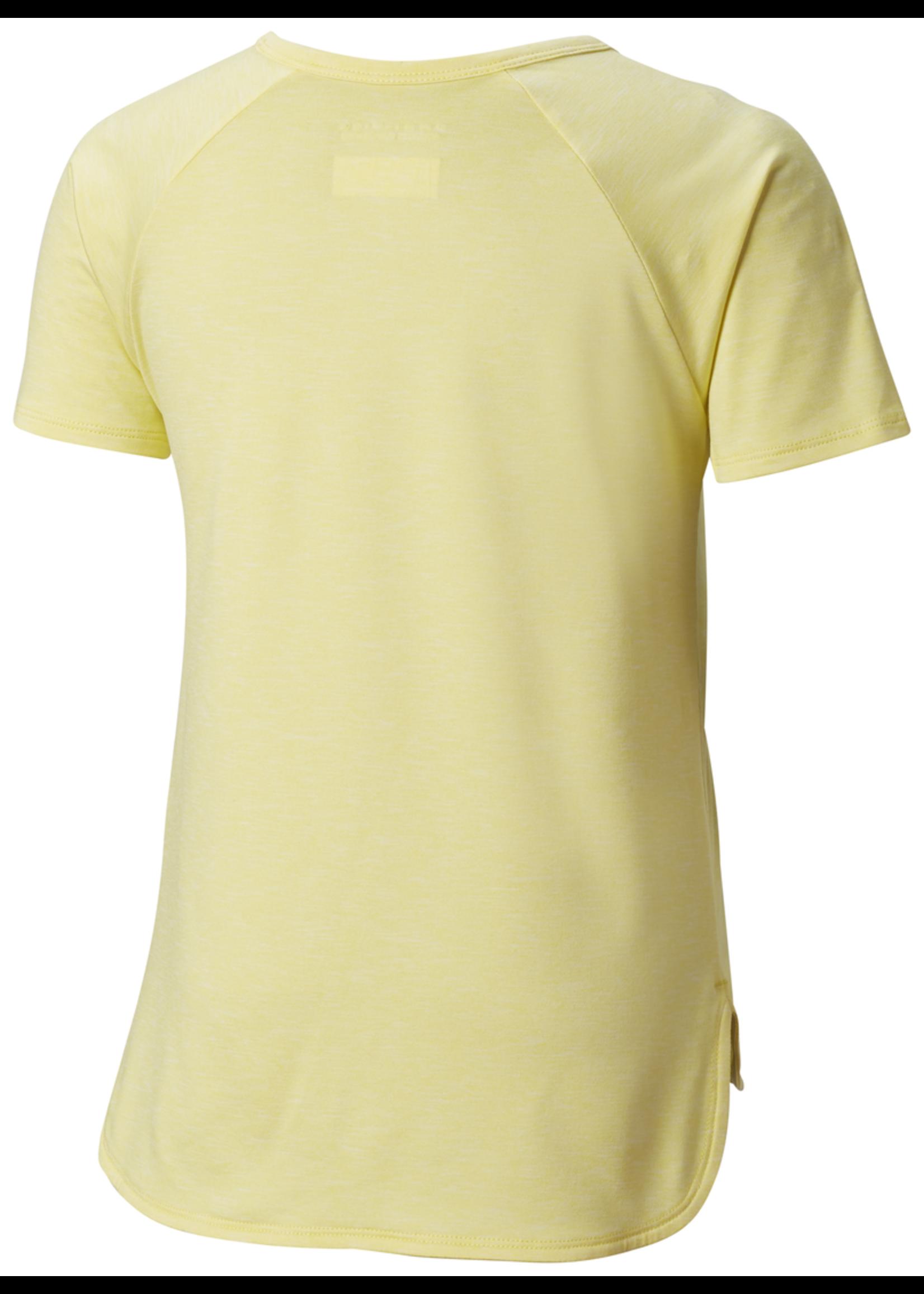 COLUMBIA T-shirt Silver Ridge II / Medium / Jaune