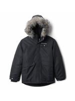 COLUMBIA Manteau Nordic Strider™ / Large / Noir