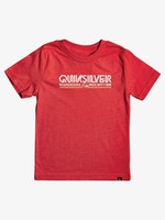 QUIKSILVER T-shirt Like Gold / 7 / Rouge