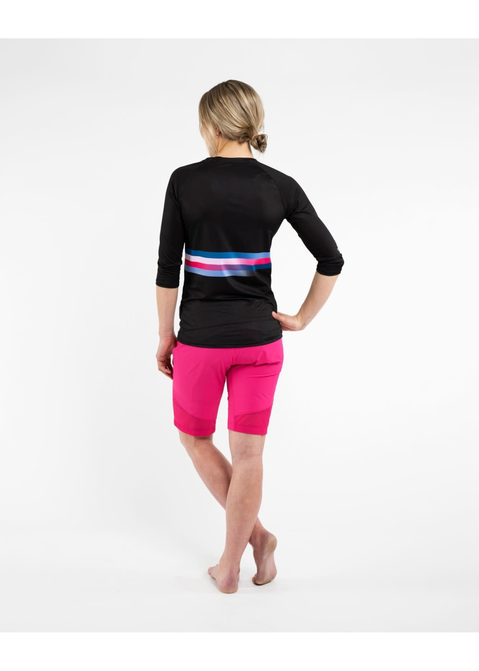 PEPPERMINT Maillot Trail Signature 3/4