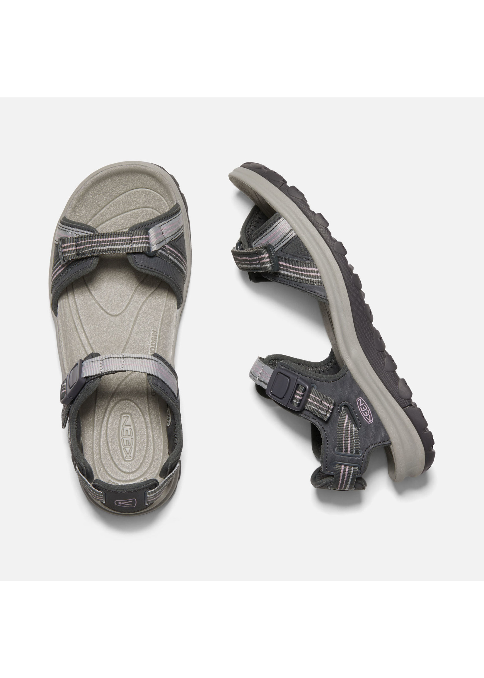 KEEN Sandales Terradora II à bout ouvert