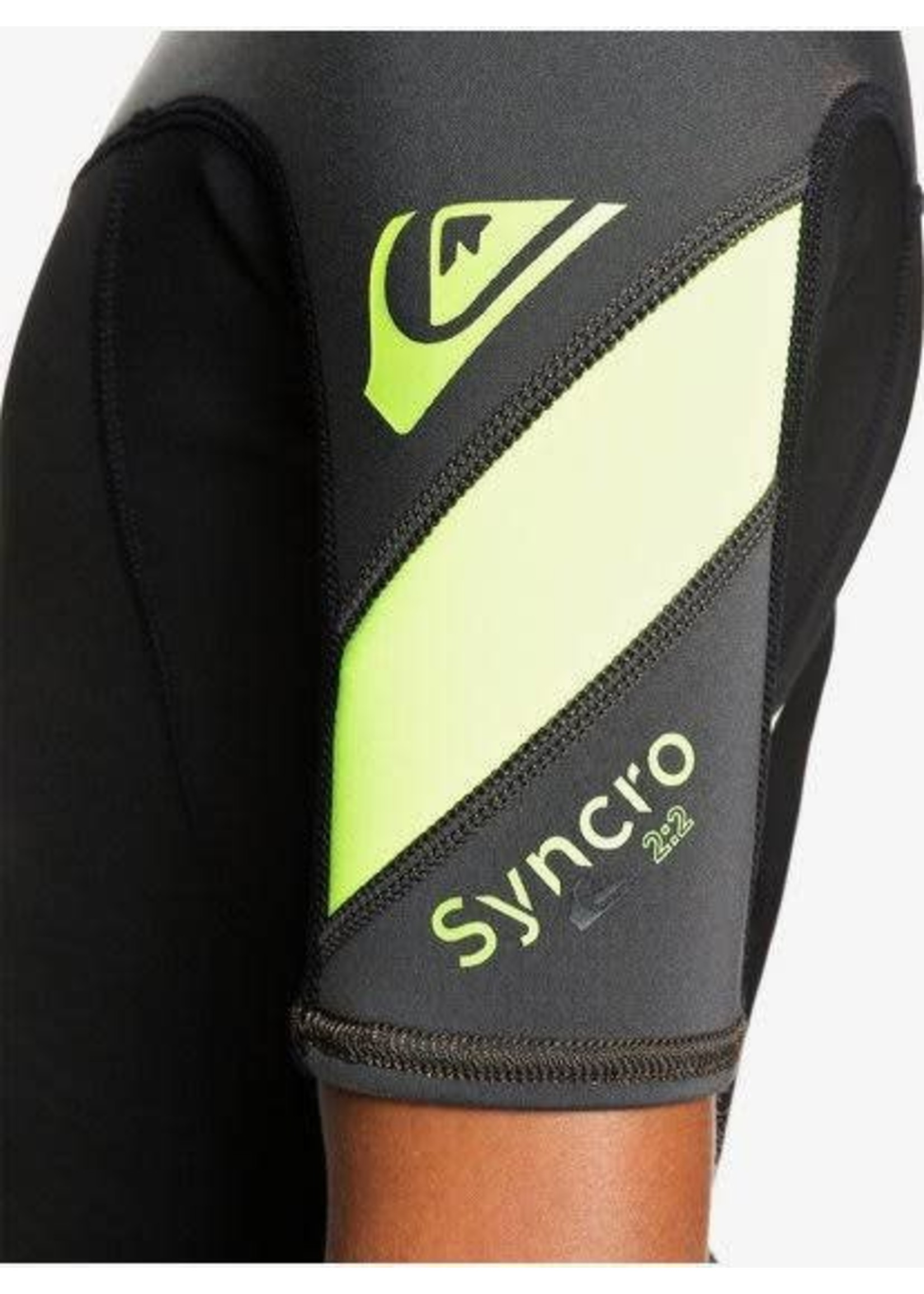 QUIKSILVER Wetsuit 2/2 mm Syncro Springsuit