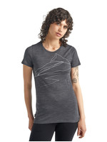 ICEBREAKER T-shirt à col rond Spector Sunrise Summit
