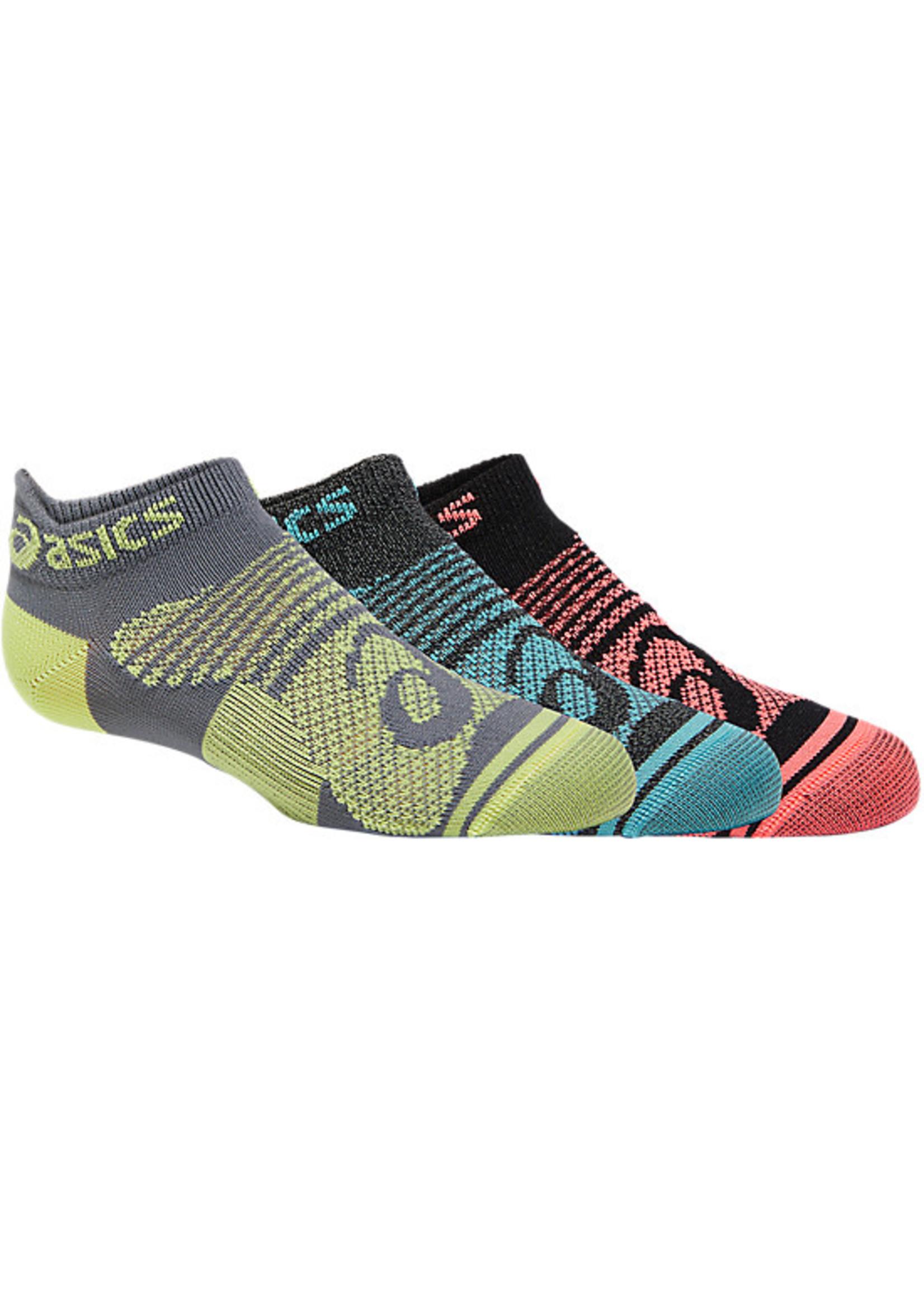 ASICS Chaussettes  Quick Lyte Plus - 3 paires