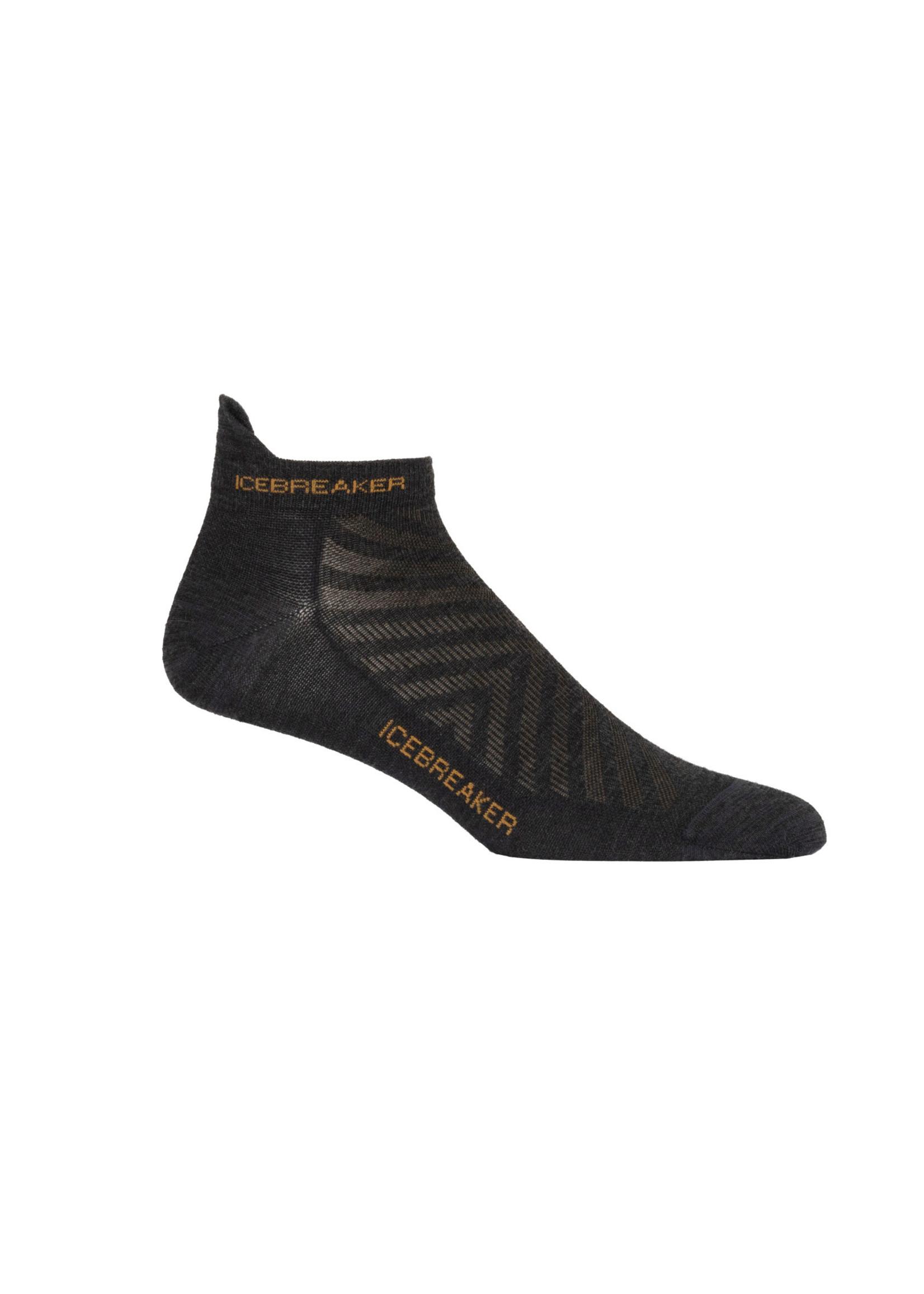 ICEBREAKER Micro-chaussettes ultralégères Merino Run+