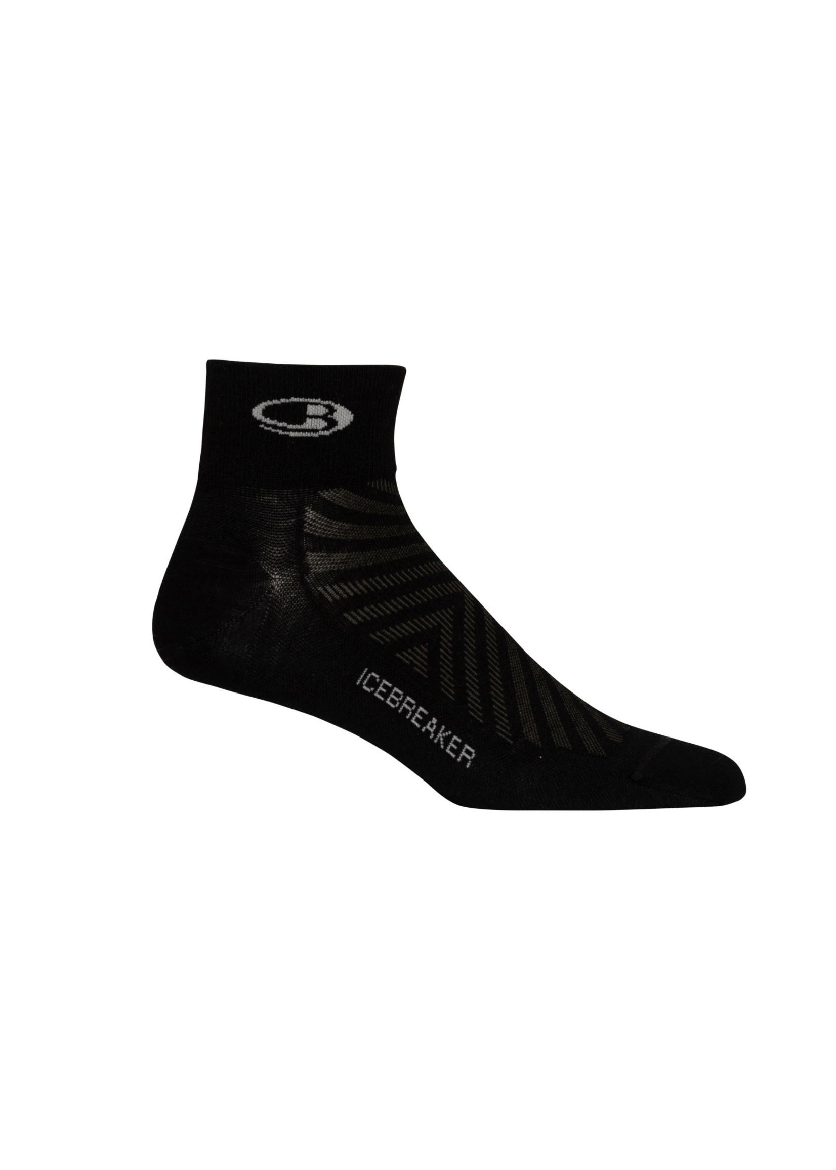 ICEBREAKER Chaussettes minis ultralégères Merino Run+