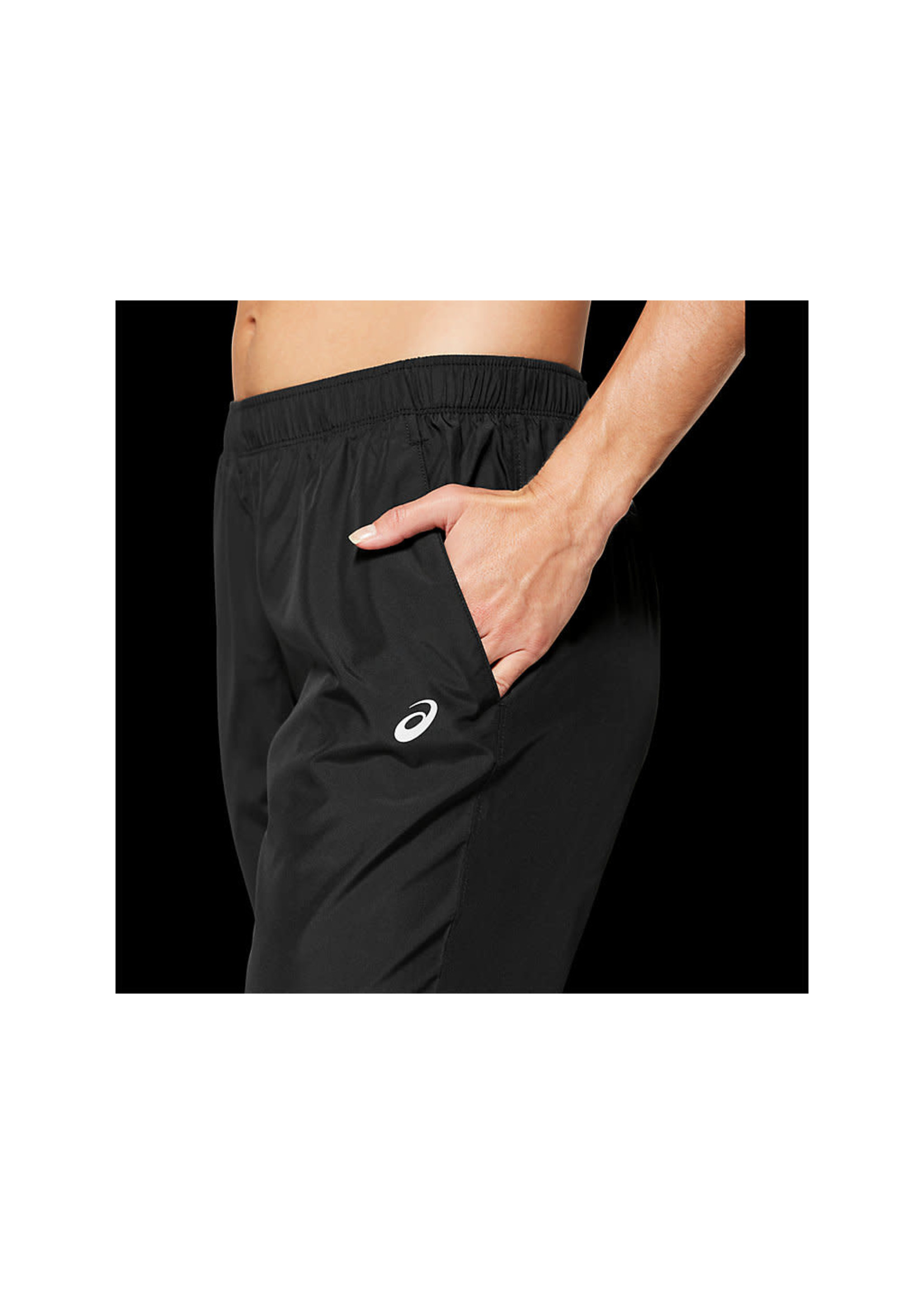 ASICS Pantalon Silver